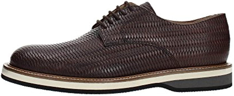 Frau Verona 33Q1 Zapato de Vestir Hombre Brown 42