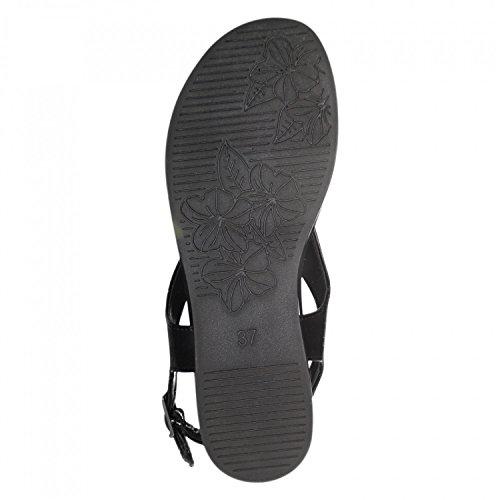 Tamaris Donne Thong Sandal 1-28161-26-001 nero Nero