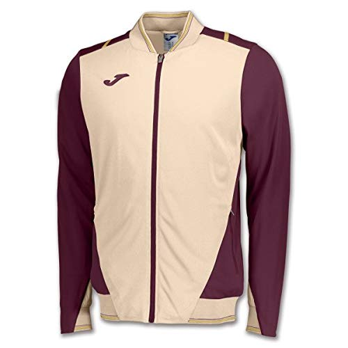 Joma Granada Jacke rose-weinrot Kinder dew/wine/cream gold, 140 (3XS) Granada Rose