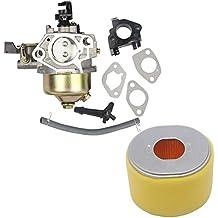 ouyfilters Pack de carburador con filtro de aire para GX340GX39011HP 13HP Motor cortacésped nuevo