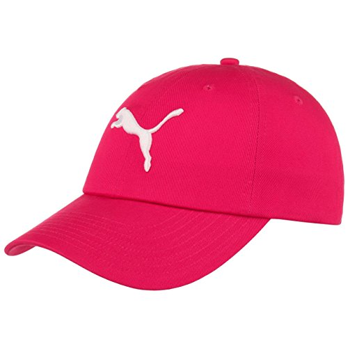 Puma ESS Cap, Love Potion/White Cat, One Size