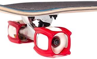 SkaterTrainer 2.0, Il Skateboarding di Gomma per perfezionare Il Tuo Ollie e Kickflip–Learn, Pratica e Land Trucchi in...