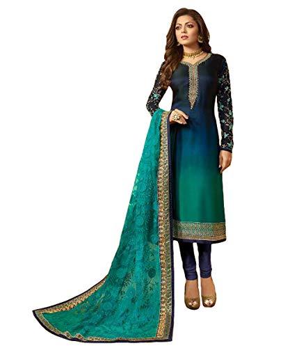 UddanCreation Designer Salwar Kameez Suit Indian Pakistani Bollywood Dress Anarkali Kameez