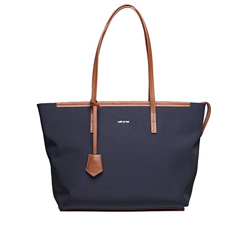 Borsetta della signora/semplice borsa canvas/nylon oxford tessuto monospalla borsa-E D