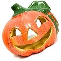 Amazon.it  zucche ceramica - Decorazioni per Halloween   Addobbi e ... 298b1ea10fdf