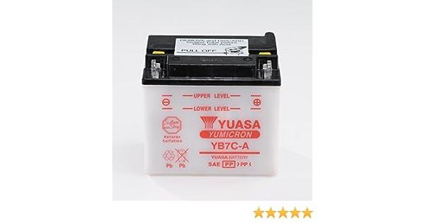 /99 /84; XT 350/85/ Batterie OKYAMI YB3L-B pour Yamaha DT LC R//Z Tenere 125/89/ /92; DT 200/95-; XT 250/84/