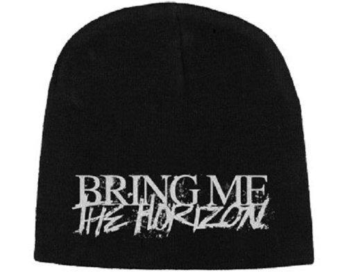 BRING ME THE HORIZON??? HORROR LOGO???? M¨¹tze/ beanie hat/ wooly hat by BRING ME THE HORIZON??? M¨¹tze/ beanie hat/ wooly hat (2012) Audio CD - London 2012 T-shirt