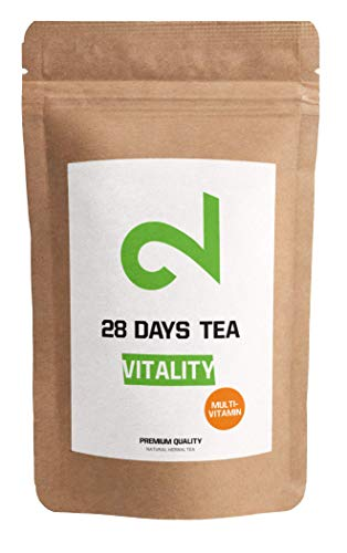 DUAL Vitality - Multivitamin Tea | Té 100% Natural