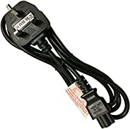UK C5 Clover Leaf Main Power Lead Cord Cable for Laptop Notebook Adapter Charger