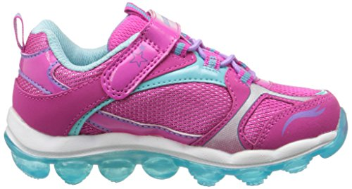 Skechers Skech Air, Chaussures Multisport Outdoor fille Rose (pkbl)