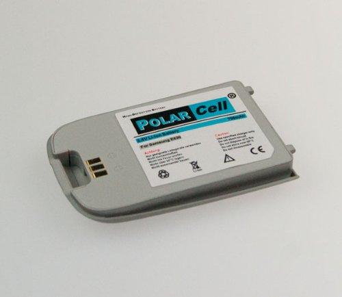 NFE² Edition Polarcell Lithium-Ionen Akku - 700mAh - für Samsung SGH-E630 silber