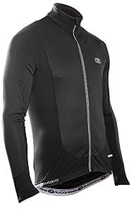 Sugoi Herren Trikot RS Zero Long Sleeve Jersey, Schwarz, S, 64808U.BLK.2
