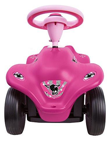 BIG Spielwarenfabrik 800056164 -New-Bobby-Car Rockstar Girl - 4