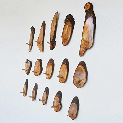Massivholz-mantel/Log-hooks-A - Log-mantel