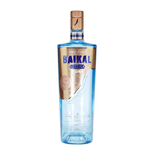Baikal Ice Vodka 0,7 l Russischer Premium Wodka aus dem Eis des Baikalsees