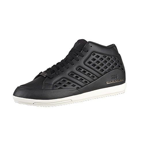 adidas , Chaussures de Ville à Lacets pour Homme Schwarz-Weiß