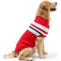 SiYang – Jersey de lana para perro, abrigo cálido para el invierno, para perros pequeños, medianos y grandes