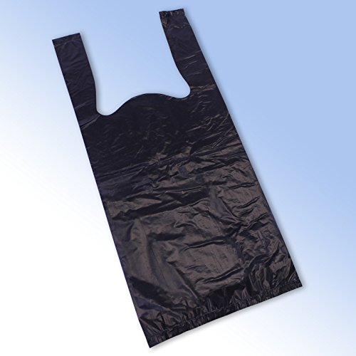 100-Doggy-Clean-Up-Sacs-parfume-Sacs-Poubelle-Black-Tie-Poigne-165-x-279-x-381-cm