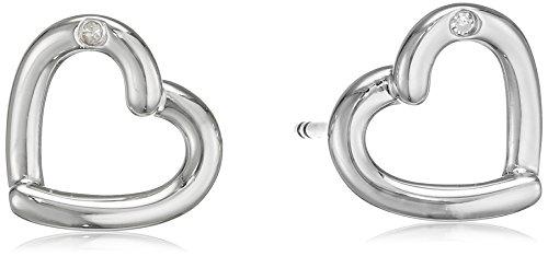 Hot Diamonds Damen-Ohrring Sterling-Silber 925 DE237 Preisvergleich