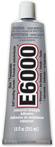 E6000 Vielzweckkleber - Die Juweliere Wahl - mit freiem Nozzle