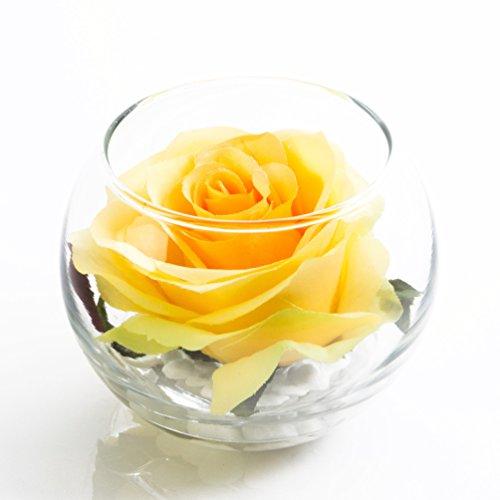 rose-artificielle-dans-un-verre-jaune-8-cm-oe-10-cm-fleur-artificielle-rose-decorative-artplants