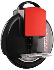 """Monociclo Eléctrico Airwheel X3 Negro, Rueda 14"""", Batería 130Wh, Potencia 400W"""