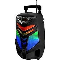 Sytech SYXTR10NG Monsterbeat - Sistema acústico profesional portátil inalámbrico, Negro