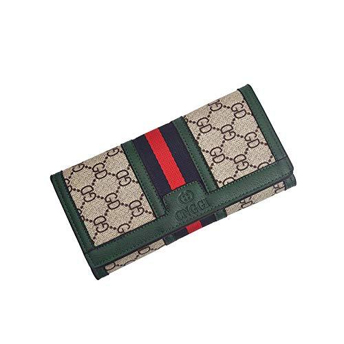 YZJLQML Lady bagsFashion einfache Handtasche Geldbörse @Green