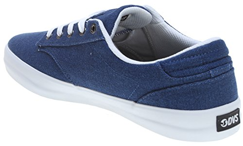 Baskets DVS: Daewon 14 Canvas BL Bleu