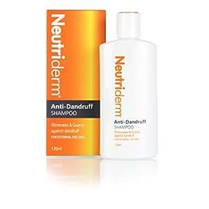 Neutriderm Anti-dandruff shampoo 120ml