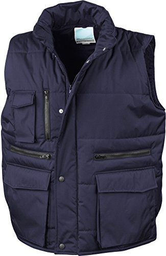 Result WORK-GUARD Workguard(TM) Lance Bodywarmer Navy