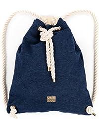 Gioseppo Nao, Bolso Mochila para Mujer, Azul (Blue), 10x35x35 cm (W x H x L)