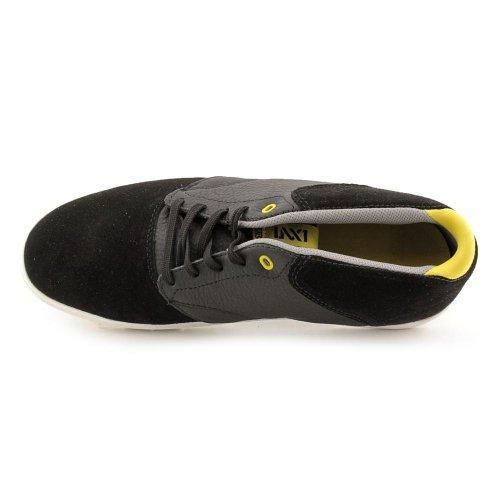 Vans  M Secant,  Herren Booties Black/Lime