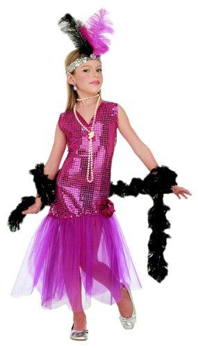 Generique - Glamour-Kleid Charleston für - Kleid Charleston Kinder