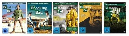 Season 1-5.1 (18 DVDs)
