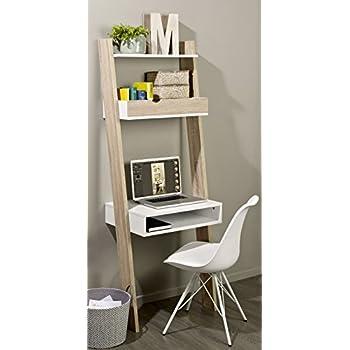 Eckschreibtisch ikea mikael  Amazon.de: IKEA MICKE Schreibtisch in weiß; (73x50cm)