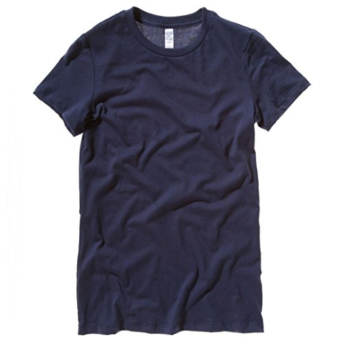 Bella + canvas The Favourite t-shirt Navy