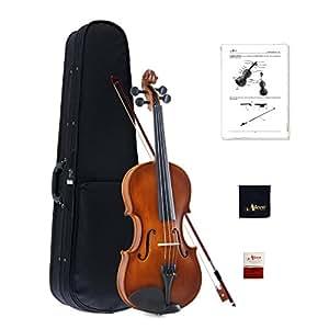 Aileen Violin 4/4 Full Size for Beginners Handmade Vintage