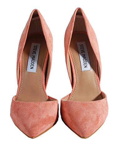 Steve Madden Varcityy Pink Shoes - Scarpe Rosa Con Tacco Pink