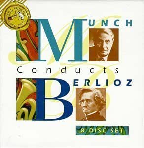 Charles Munch Conducts Berlioz by RCA Victor Gold Seal / BMG Classics