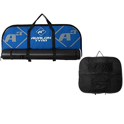 AVALON Tyro A³ - Bogentasche mit Pfeilröhre | blau