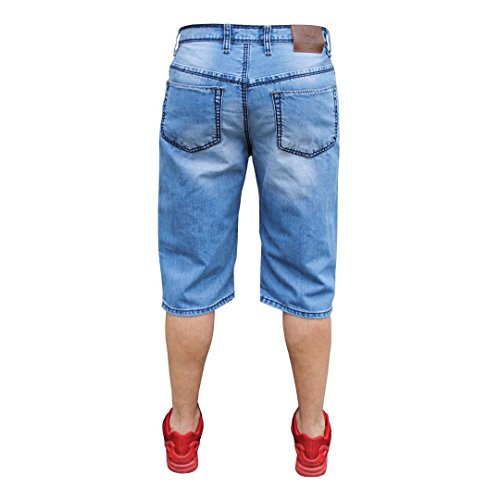Viazoni Jeans Nico Short Dunkelblau