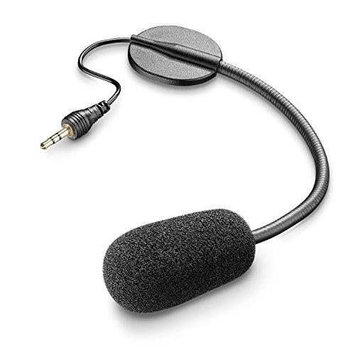 Cellularline MICBOOMSP Mikrofon mit Hals, Endstück aus Schaumstoff, für Freisprecheinrichtung Tour/Sport/Urban und MC-Serie -
