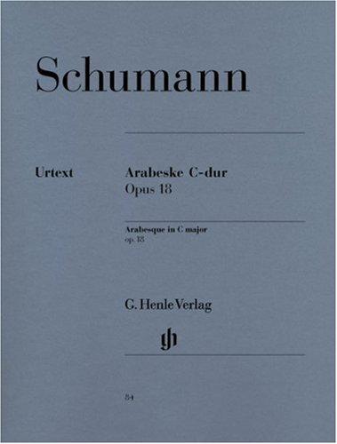 Arabesque Op.18 Do Maj. - Piano