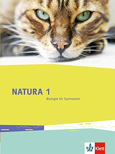 Natura Biologie / Ausgabe für Bremen, Brandenburg, Hessen, Saarland und Schleswig-Holstein: Natura Biologie / Schülerbuch 5./6. Schuljahr: Ausgabe für ... Hessen, Saarland und Schleswig-Holstein