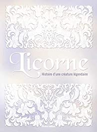 Licorne par Crolle-Terzaghi