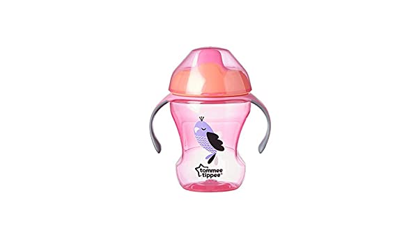 Tommee Tippee formation Paille Tasse 7/m BE Brave