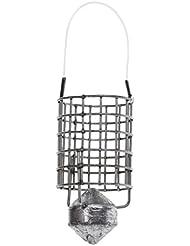 Gazechimp Jaula de Alimentador Peso de Plomo Anti-Corrosión Pesca Carpa Regular Cantidad de Cebo Deporte - 60 g