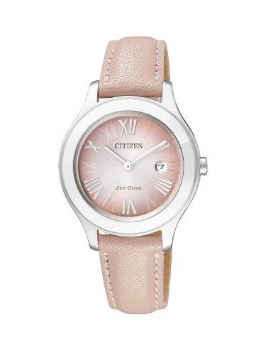 Citizen lady eco drive fe1040-05w - orologio da polso donna