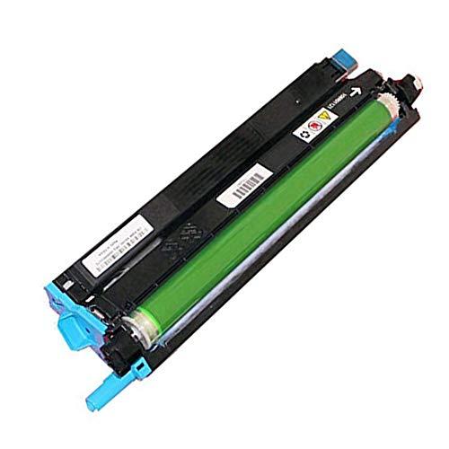 GHMEI Toner a Cartuccia Phaser 6600 Compatibile con la Cartuccia di Toner X-e-rox 6600 per P6600 6605 6655 Toner a Cartuccia per Stampante, con Chip, 60.000 Pagine (Nero/Giallo, Ciano, Magenta)-Cyan
